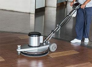 floor-waxing